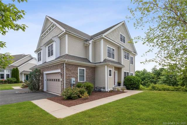 6 Turnberry Lane #116, Bloomfield, CT 06002 (MLS #170307290) :: Anytime Realty