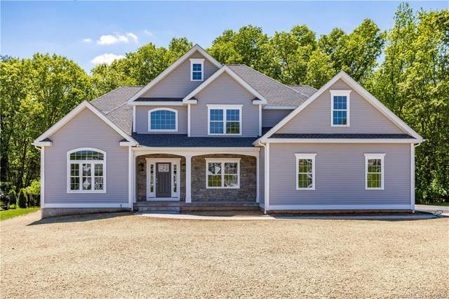 0 Brittany's (Lot 8) Way, Berlin, CT 06037 (MLS #170307335) :: Around Town Real Estate Team