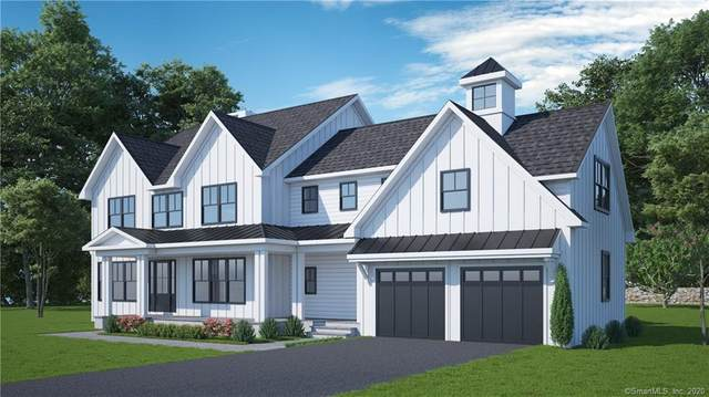 32 Ridge Road, Weston, CT 06883 (MLS #170307347) :: The Higgins Group - The CT Home Finder