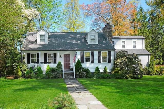 19 Grant Avenue, Greenwich, CT 06870 (MLS #170307373) :: Frank Schiavone with William Raveis Real Estate