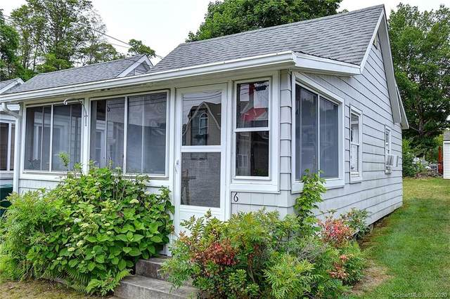 13 Swan Avenue #6, Old Lyme, CT 06371 (MLS #170307401) :: The Higgins Group - The CT Home Finder