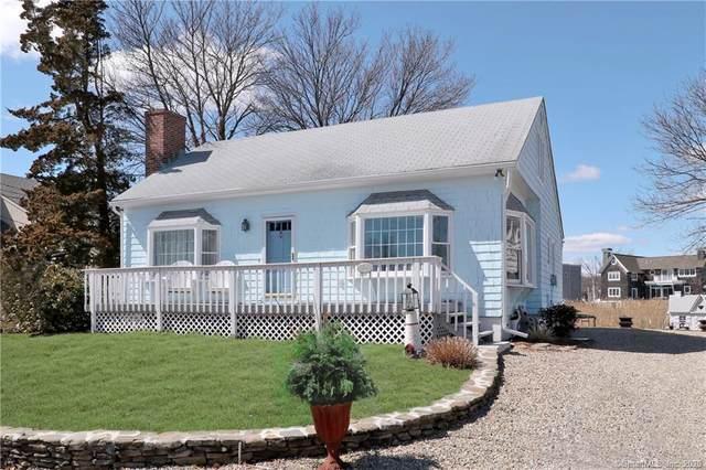 6 Plover Lane, Westport, CT 06880 (MLS #170307649) :: Frank Schiavone with William Raveis Real Estate