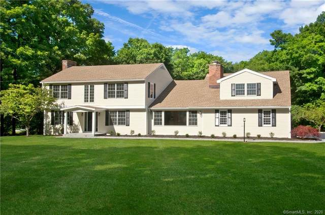 300 Staples Road, Easton, CT 06612 (MLS #170307687) :: The Higgins Group - The CT Home Finder