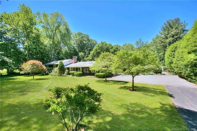 30 Weed Street, New Canaan, CT 06840 (MLS #170307705) :: The Higgins Group - The CT Home Finder