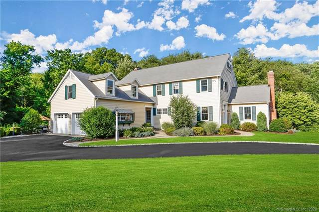 48 Duck Pond Place, Wilton, CT 06897 (MLS #170307762) :: Sunset Creek Realty