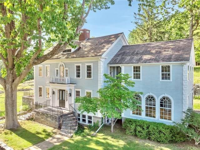 433 Joshuatown Road, Lyme, CT 06371 (MLS #170308218) :: Frank Schiavone with William Raveis Real Estate