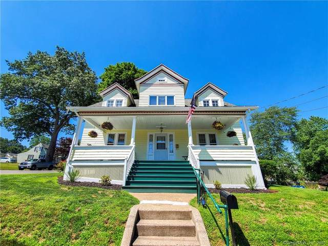 36 Allen Street, Bristol, CT 06010 (MLS #170308275) :: Mark Boyland Real Estate Team