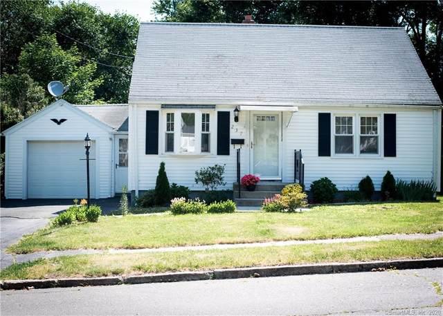 237 Quinn Street, Naugatuck, CT 06770 (MLS #170308380) :: Spectrum Real Estate Consultants