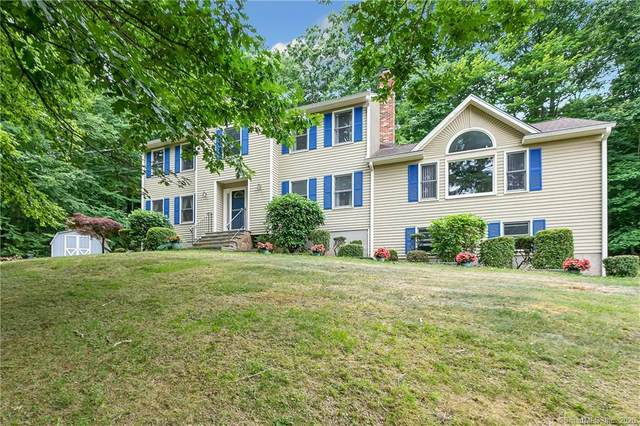 187 Thoreau Drive, Shelton, CT 06484 (MLS #170308424) :: Michael & Associates Premium Properties | MAPP TEAM