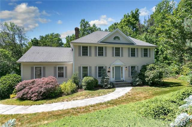 15 Fawn Road, Easton, CT 06612 (MLS #170308453) :: The Higgins Group - The CT Home Finder