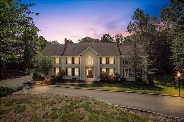 40 Magellan Lane, Easton, CT 06612 (MLS #170308498) :: GEN Next Real Estate