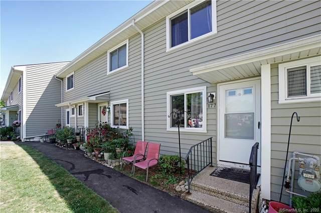 177 Monticello Drive #177, Branford, CT 06405 (MLS #170308560) :: Carbutti & Co Realtors