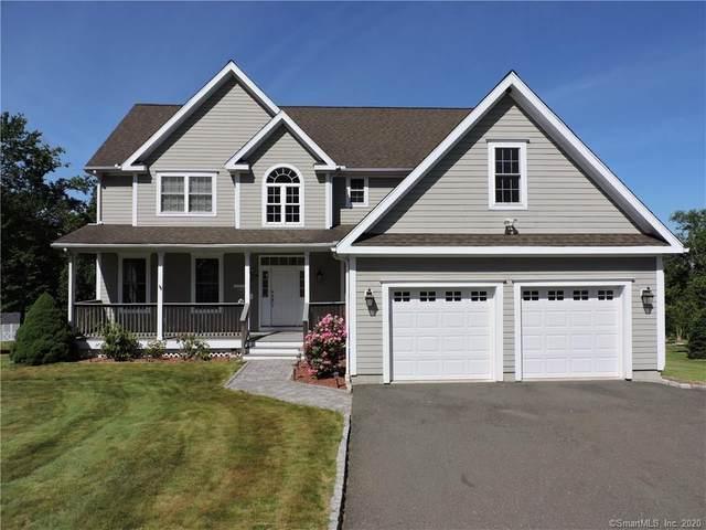 401 Washington Drive, Middlebury, CT 06762 (MLS #170308563) :: Carbutti & Co Realtors