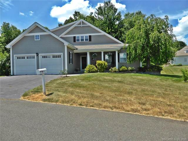 130 Bartlett Hill Road #130, Portland, CT 06480 (MLS #170308566) :: Carbutti & Co Realtors