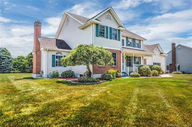 25 Cardinal Way, South Windsor, CT 06074 (MLS #170308688) :: Kendall Group Real Estate | Keller Williams