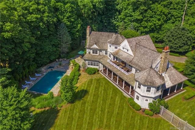 28 Twin Walls Lane, Weston, CT 06883 (MLS #170308840) :: GEN Next Real Estate