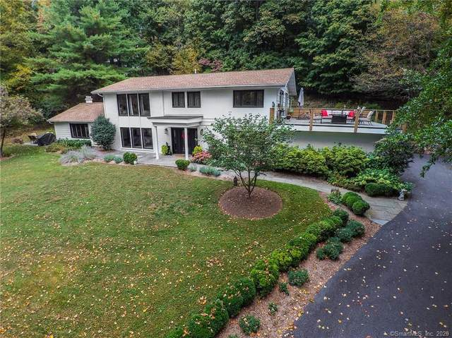 135 Middle River Road, Danbury, CT 06811 (MLS #170308910) :: The Higgins Group - The CT Home Finder
