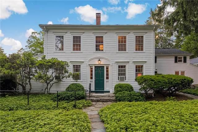 68 Marchant Road, Redding, CT 06896 (MLS #170309041) :: Kendall Group Real Estate   Keller Williams