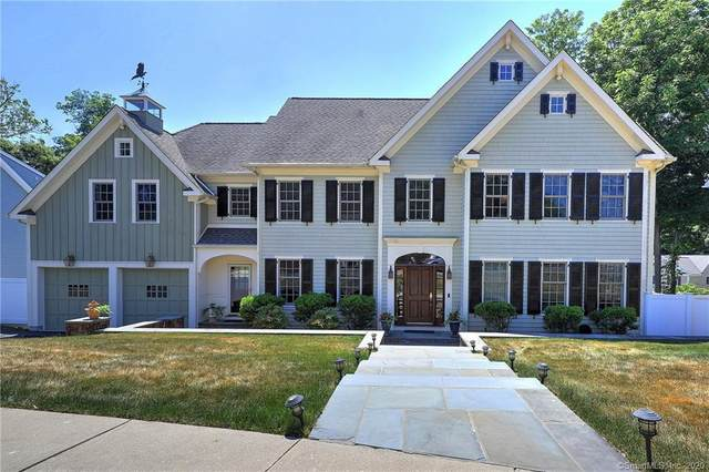 21 Guydan Lane, Fairfield, CT 06824 (MLS #170309124) :: The Higgins Group - The CT Home Finder