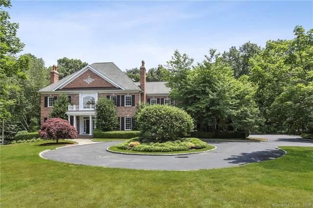 16 Hidden Spring Drive, Weston, CT 06883 (MLS #170309184) :: GEN Next Real Estate