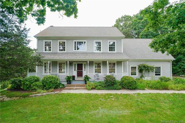 24 Pepperbush Drive, Hebron, CT 06231 (MLS #170309419) :: The Higgins Group - The CT Home Finder