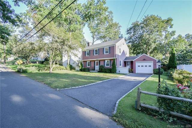 37 Ross Hill Road, Fairfield, CT 06824 (MLS #170309549) :: The Higgins Group - The CT Home Finder