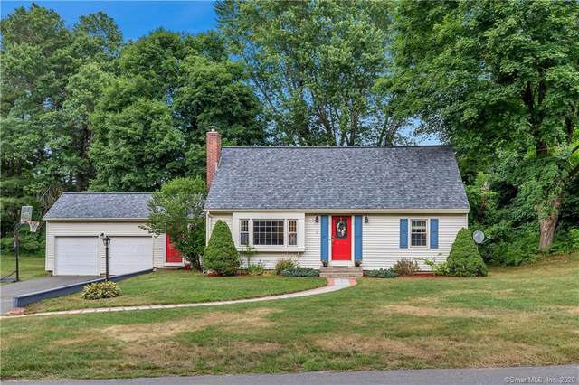 18 Westwood Drive, Simsbury, CT 06070 (MLS #170309678) :: Mark Boyland Real Estate Team