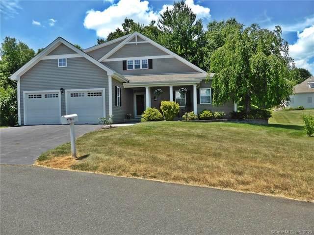130 Bartlett Hill Road #130, Portland, CT 06480 (MLS #170309771) :: Carbutti & Co Realtors