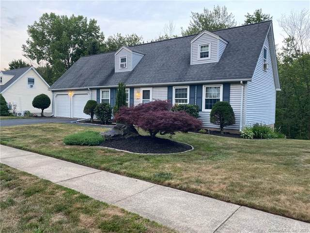 207 Timber Ridge Road, Middletown, CT 06457 (MLS #170309827) :: Spectrum Real Estate Consultants
