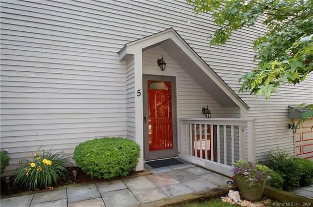 5 Pond View Drive #5, Brookfield, CT 06804 (MLS #170309828) :: Michael & Associates Premium Properties   MAPP TEAM