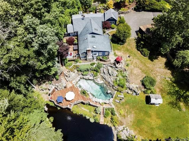 345 Georgetown Road, Weston, CT 06883 (MLS #170309838) :: GEN Next Real Estate