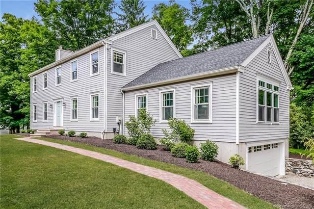 121 Dodgingtown Road, Bethel, CT 06801 (MLS #170309932) :: Kendall Group Real Estate | Keller Williams