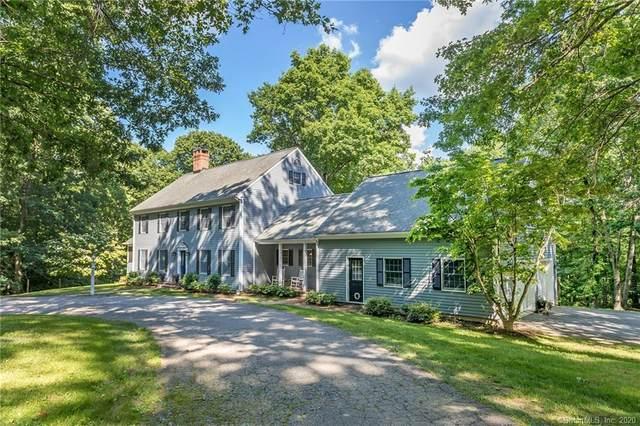 5 Chestnut Lane, Washington, CT 06777 (MLS #170310014) :: Frank Schiavone with William Raveis Real Estate