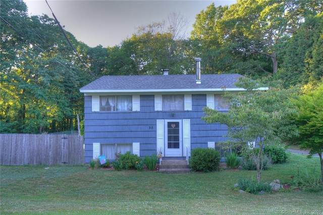 35 Bern Court, Groton, CT 06355 (MLS #170310051) :: Spectrum Real Estate Consultants