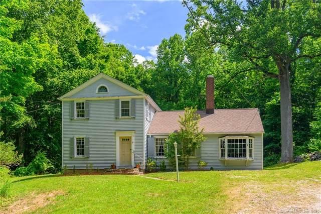 6 Peck Lane, Bethel, CT 06801 (MLS #170310167) :: Kendall Group Real Estate | Keller Williams