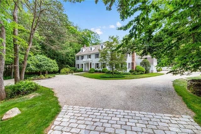 75 Lake Wind Road, New Canaan, CT 06840 (MLS #170310175) :: Kendall Group Real Estate | Keller Williams