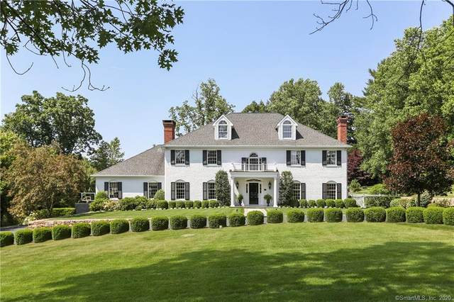 180 Pear Tree Point Road, Darien, CT 06820 (MLS #170310180) :: Sunset Creek Realty