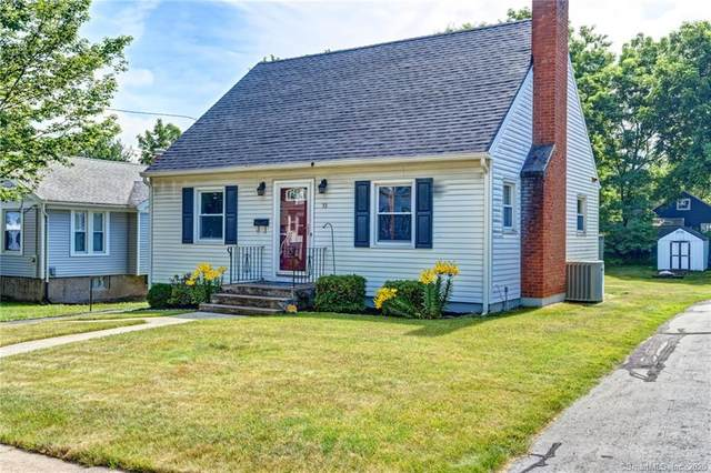 53 Clinton Street, Meriden, CT 06450 (MLS #170310191) :: Mark Boyland Real Estate Team