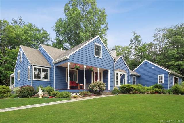 225 Rock House Road, Easton, CT 06612 (MLS #170310279) :: The Higgins Group - The CT Home Finder
