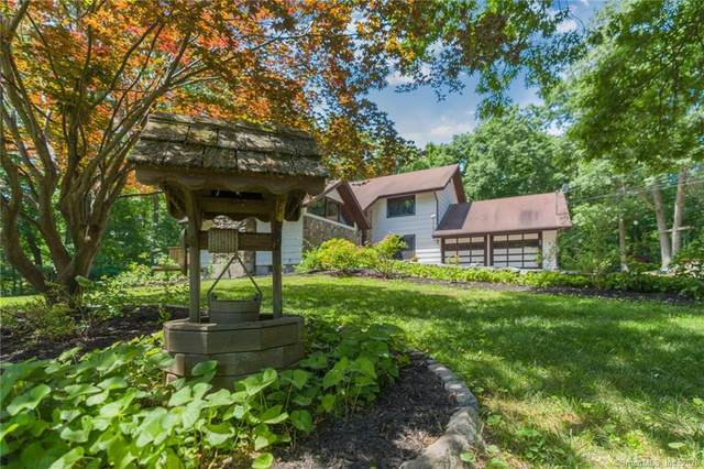 8 Washbrook Road, Newtown, CT 06470 (MLS #170310370) :: GEN Next Real Estate