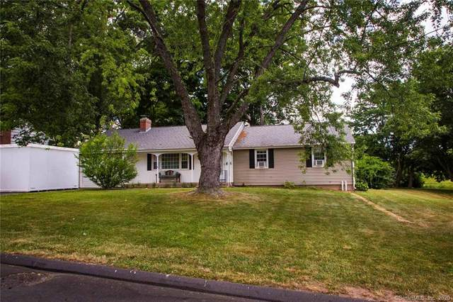 12 Downing Circle, Bloomfield, CT 06002 (MLS #170310443) :: Carbutti & Co Realtors