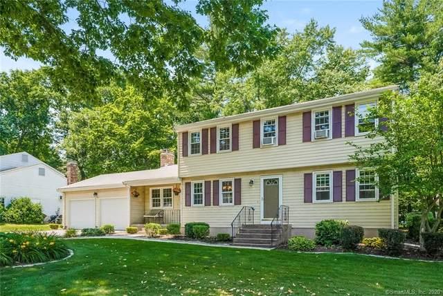 36 Evergreen Lane, South Windsor, CT 06074 (MLS #170310674) :: Spectrum Real Estate Consultants