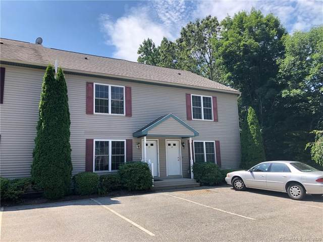 306 Salem Turnpike #15, Norwich, CT 06360 (MLS #170310731) :: Frank Schiavone with William Raveis Real Estate