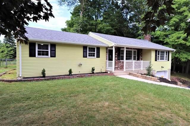 8 Lenore Drive, Meriden, CT 06450 (MLS #170310797) :: Mark Boyland Real Estate Team