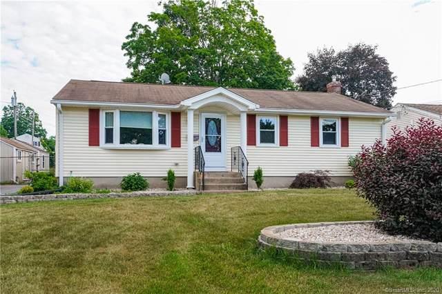 53 Arrowhead Drive, Newington, CT 06111 (MLS #170310802) :: Carbutti & Co Realtors