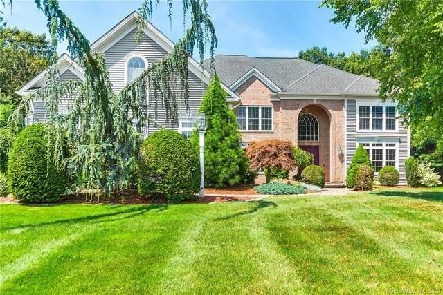 122 Cornerstone Drive, South Windsor, CT 06074 (MLS #170310867) :: Michael & Associates Premium Properties | MAPP TEAM