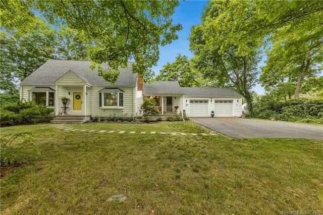 221 Black Rock Turnpike, Redding, CT 06896 (MLS #170310893) :: Kendall Group Real Estate   Keller Williams