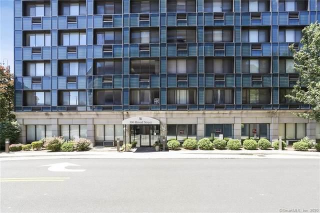 300 Broad Street #605, Stamford, CT 06901 (MLS #170310902) :: Coldwell Banker Premiere Realtors