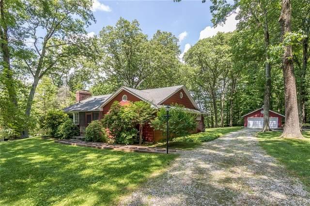 17 Mauweehoo Hill, Sherman, CT 06784 (MLS #170310909) :: Michael & Associates Premium Properties   MAPP TEAM