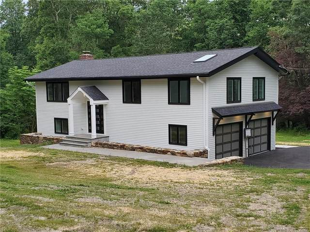 86 Old West Mountain Road, Ridgefield, CT 06877 (MLS #170310968) :: Sunset Creek Realty